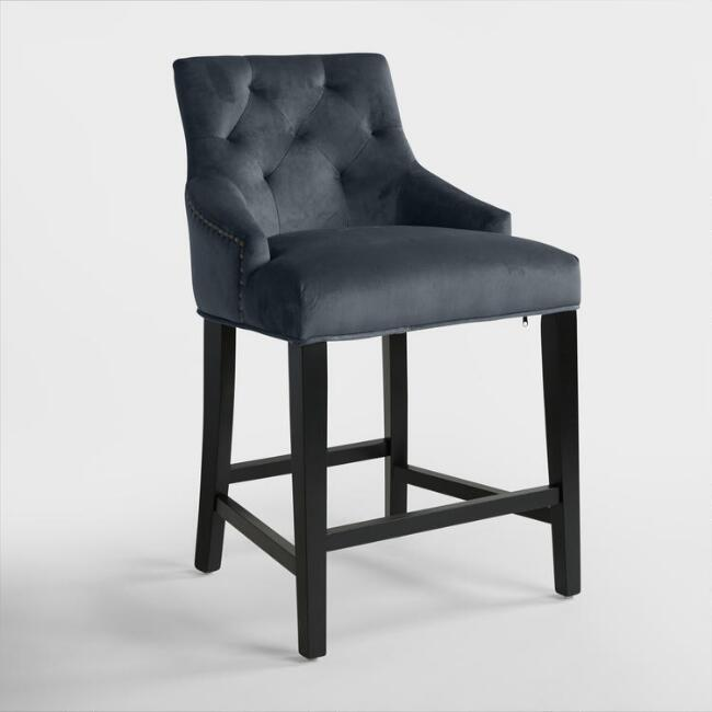 Atlantic Lydia Upholstered Counter Stool