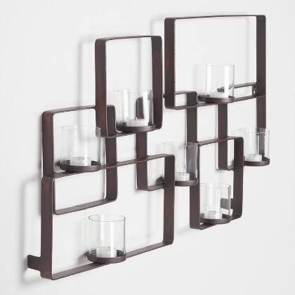 Candle Holders Pillars Trays Amp Sconce World Market