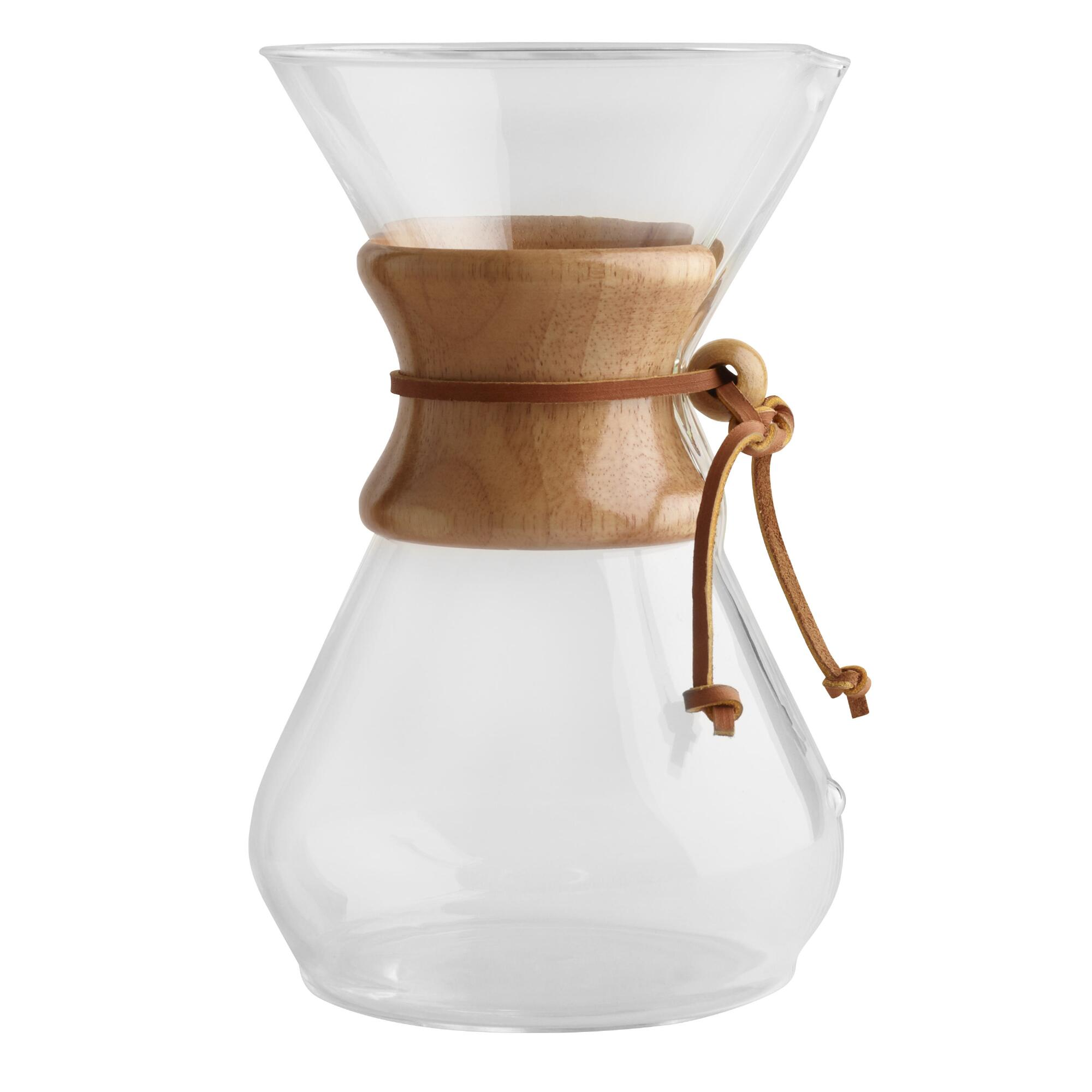 Bed bath beyond french press - Chemex 8 Cup Coffeemaker