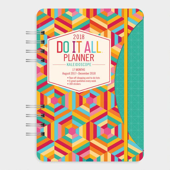 Geometric Do It All Planner