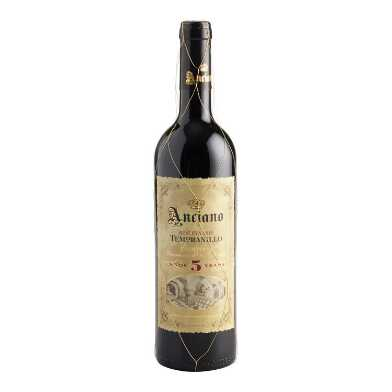 Anciano 5 Year Reserve Tempranillo