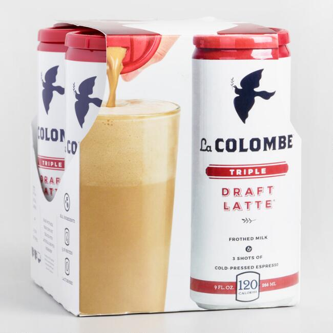 La Colombe Triple Draft Latte 4 Pack