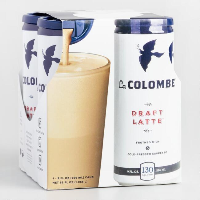 La Colombe Draft Latte Original 4 Pack