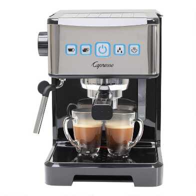 Capresso Ultima PRO Pump Espresso and Cappuccino Machine