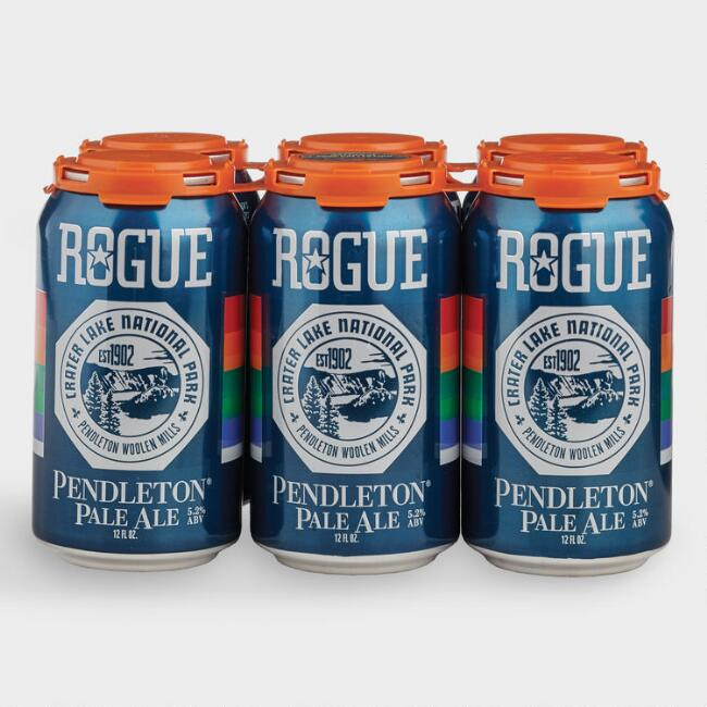 Rogue Brewery Crater Lake 6 Pack