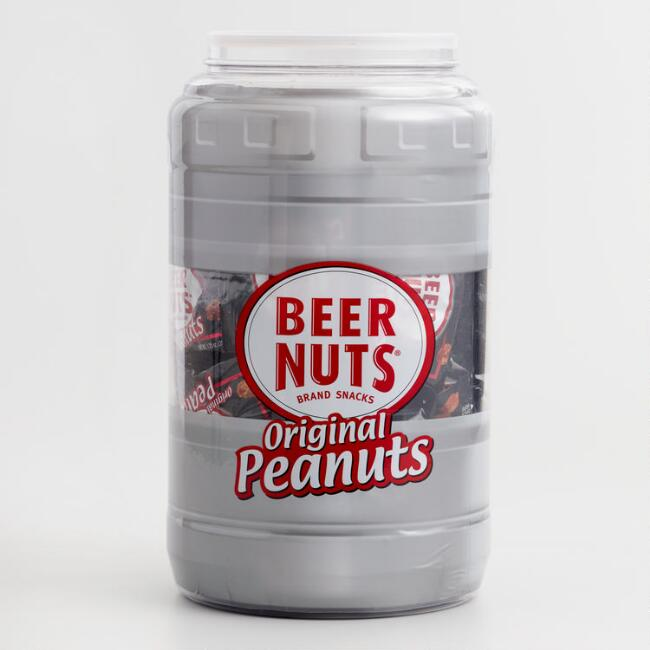 Beer Nuts Original Peanuts Keg