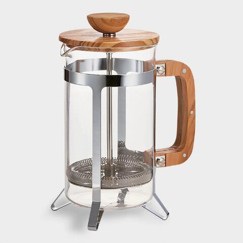 Hario Olive Wood Cafe French Press