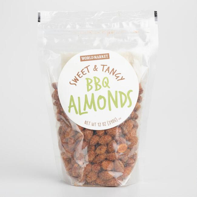 World Market® Sweet and Tangy BBQ Almonds