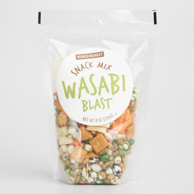 World Market® Wasabi Blast Snack Mix