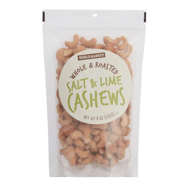 World Market® Salt and Lime Cashews