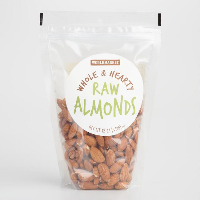 World Market® Raw Almonds