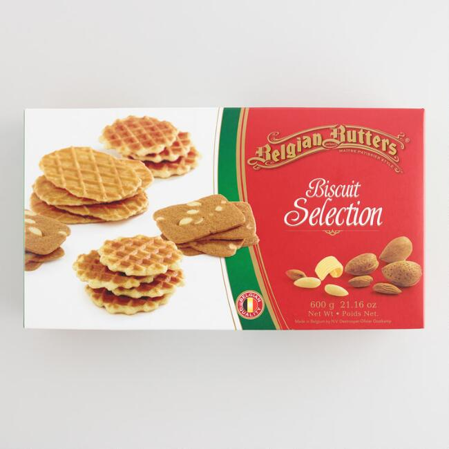 Belgium Butters Biscuit Selection