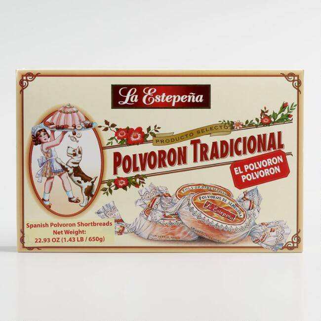 La Estepena Traditional Polvoron Spanish Shortbread