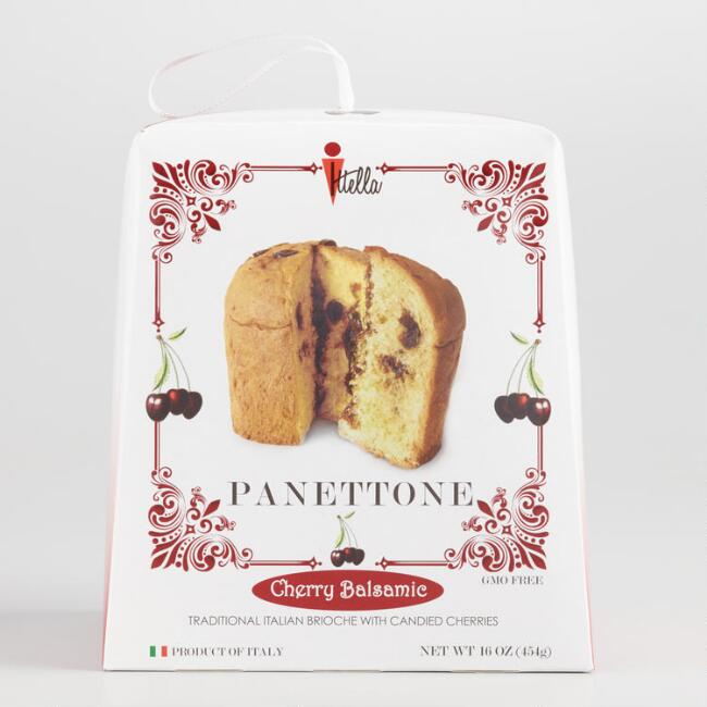 Ittella Cherry Balsamic Panettone
