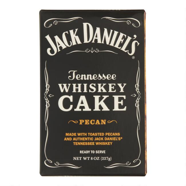 Jack Daniels Pecan Tennessee Whiskey Cake World Market