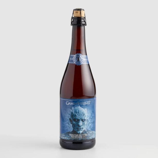 Ommegang Game of Thrones Winter Is Here Ale