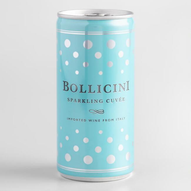 Bollicini Sparkling Wine Split Can