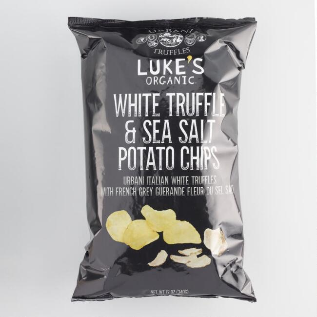 Luke's Organic White Truffle and Sea Salt Potato Chips