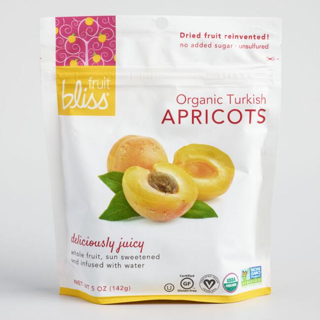 Fruit Bliss Organic Turkish Apricots