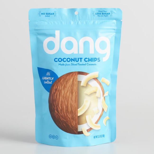 Dang Lightly Salted Coconut Chips