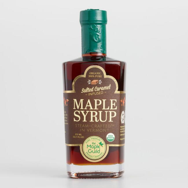 Maple Guild Salted Caramel Syrup