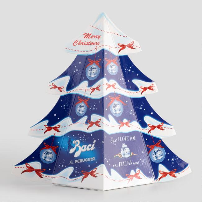 Baci Christmas Tree Chocolate Box