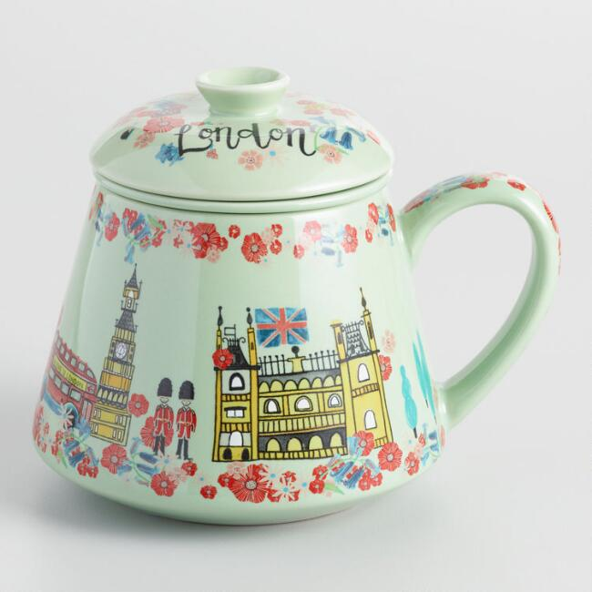 London World Traveler Mug