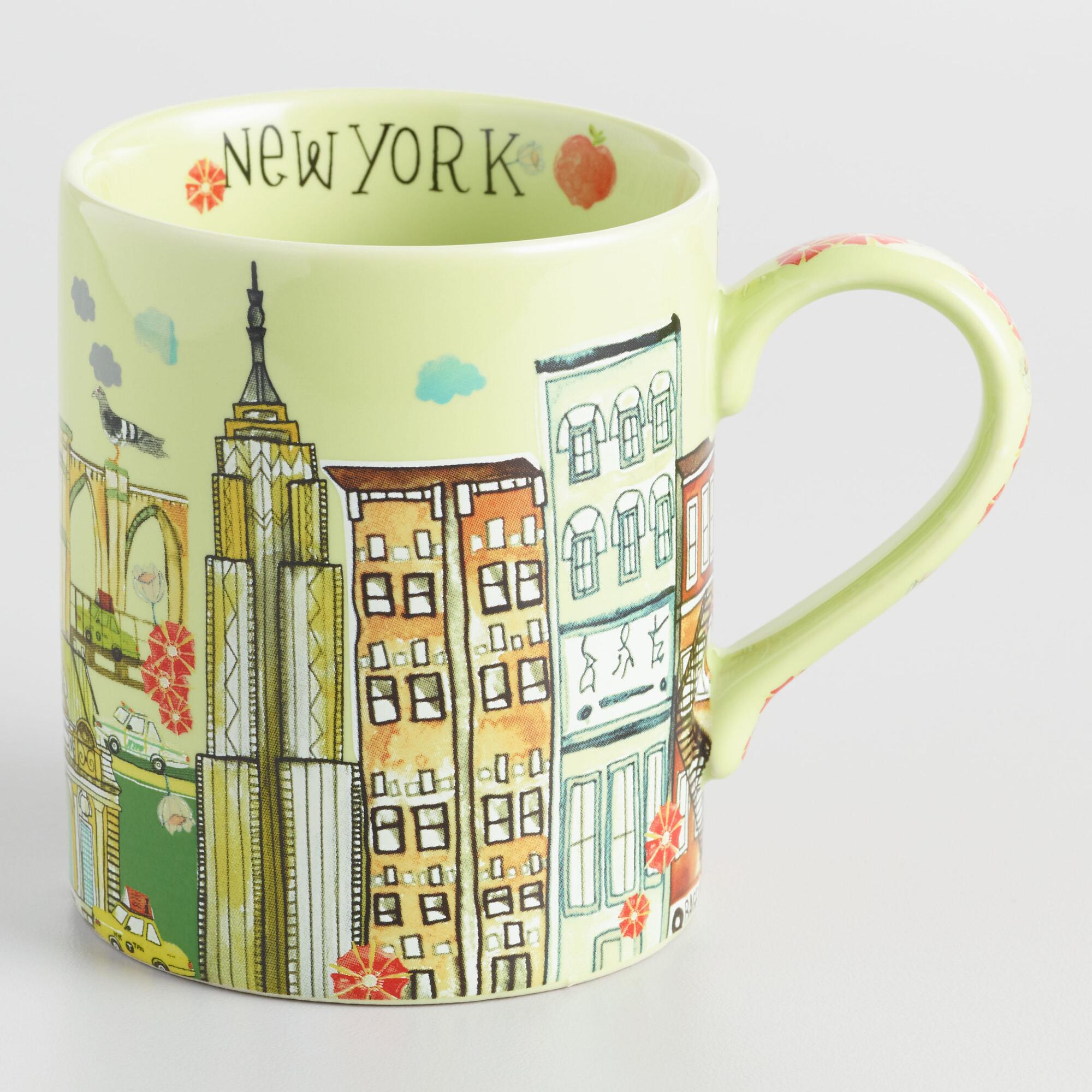 Global gifts handcrafted gifts imported gifts world market new york travel mug gumiabroncs Image collections