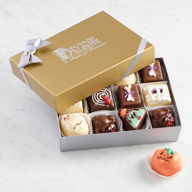 Halloween Petits Fours 12 Count