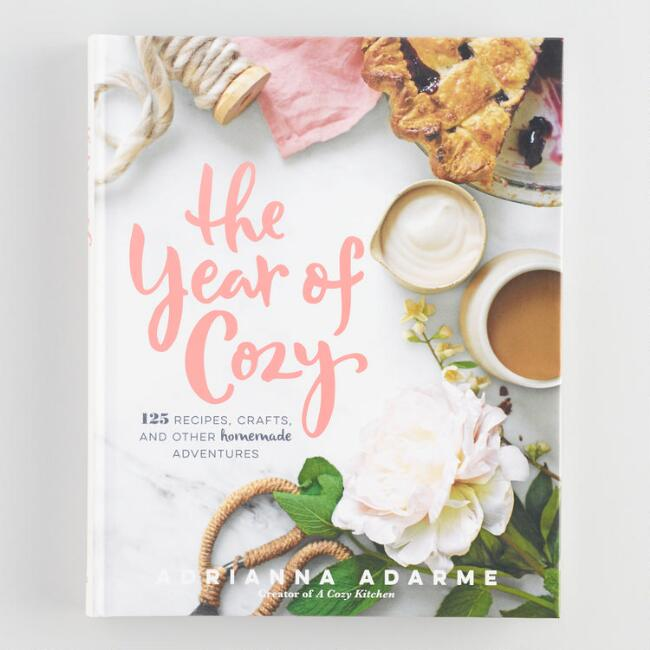 A Year of Cozy Project and Recipe Book