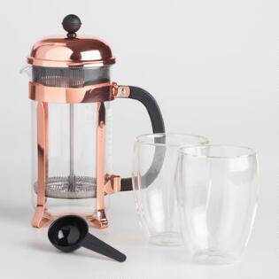French Press, Espresso Machines & Coffee Makers World Market