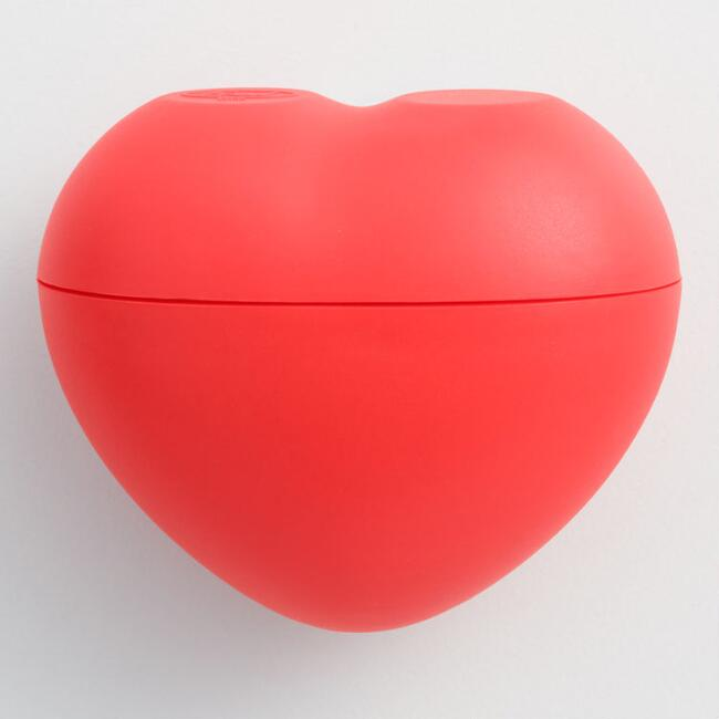 Fred Cold Cold Heart Silicone Ice Cube Mold