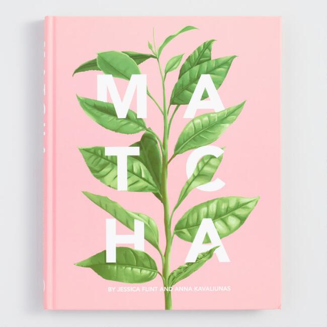 Matcha Tea Recipe Book