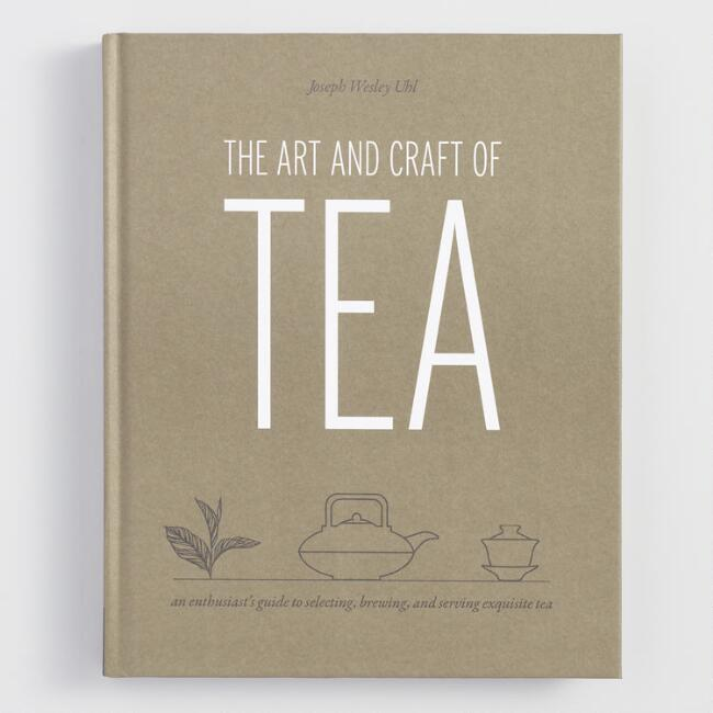 The Art and Craft of Tea Recipe Book