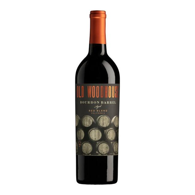 Old Woodhouse BB Red Wine