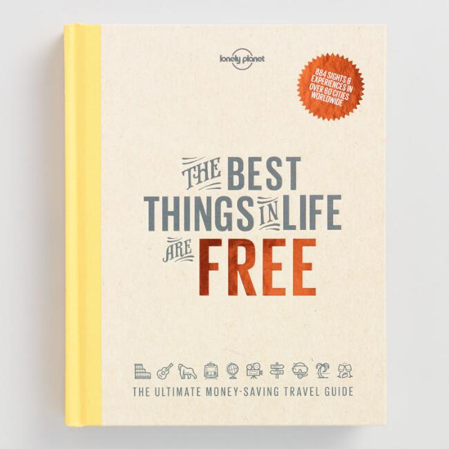 The Best Things in Life Are Free Travel Book