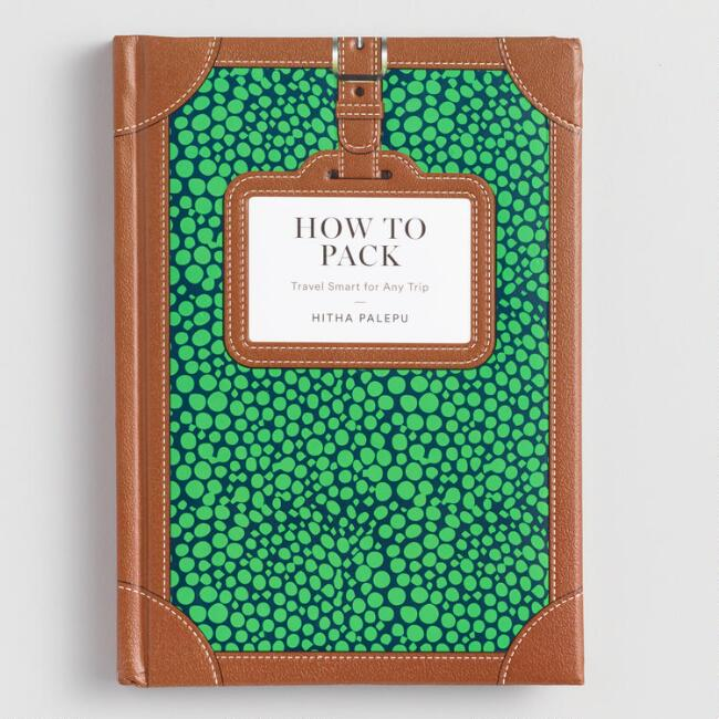 How to Pack Travel Book