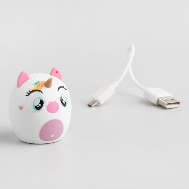 Portable Bluetooth Unicorn Speaker