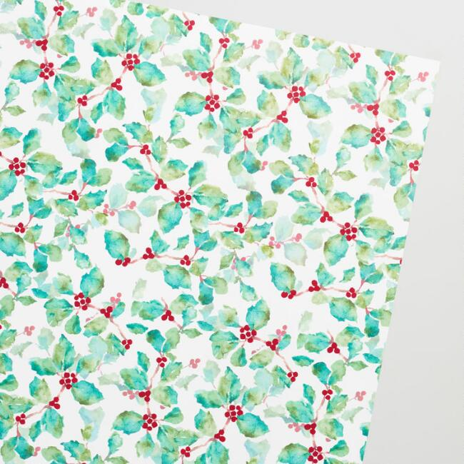 Jumbo Berries Wrapping Paper Roll