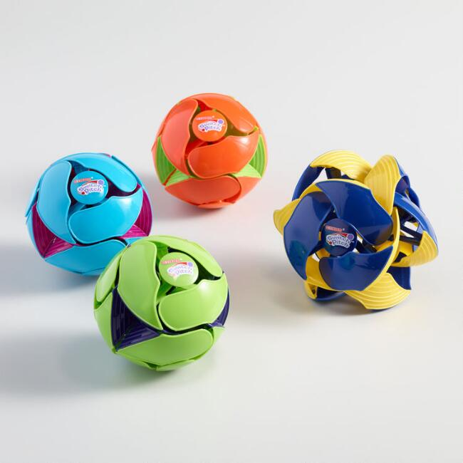 Switch Pitch Color Flipping Ball