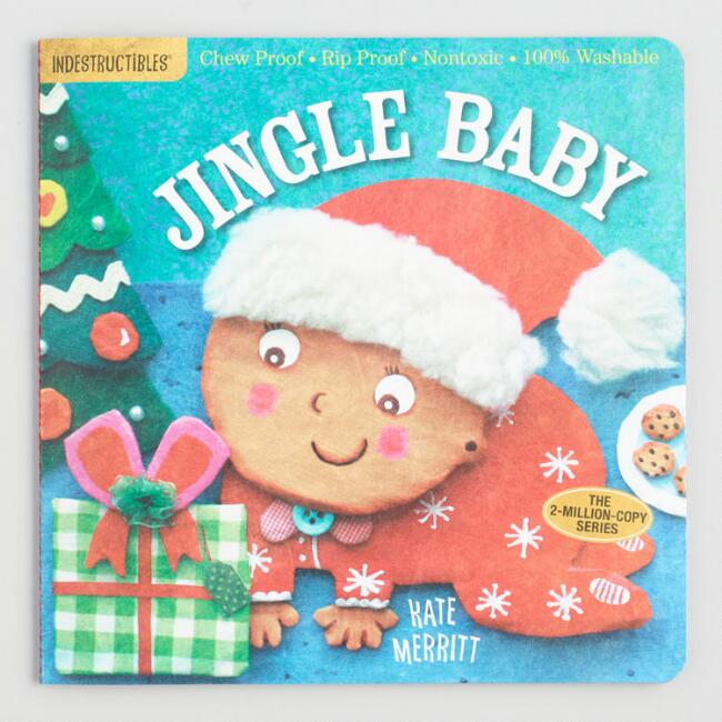 Indestructibles Jingle Baby Book