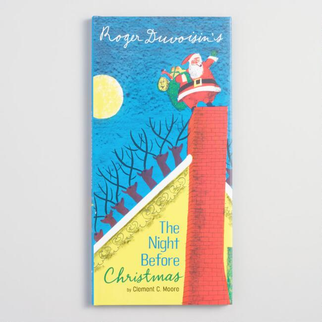 The Night Before Christmas Picture Book
