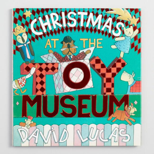 Christmas at the Toy Museum Fairytale Picture Book
