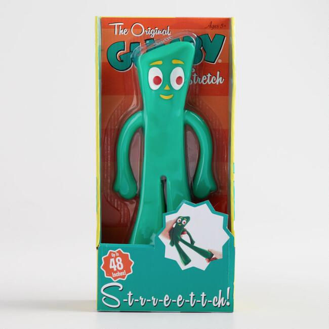 Gumby Stretch Action Figure