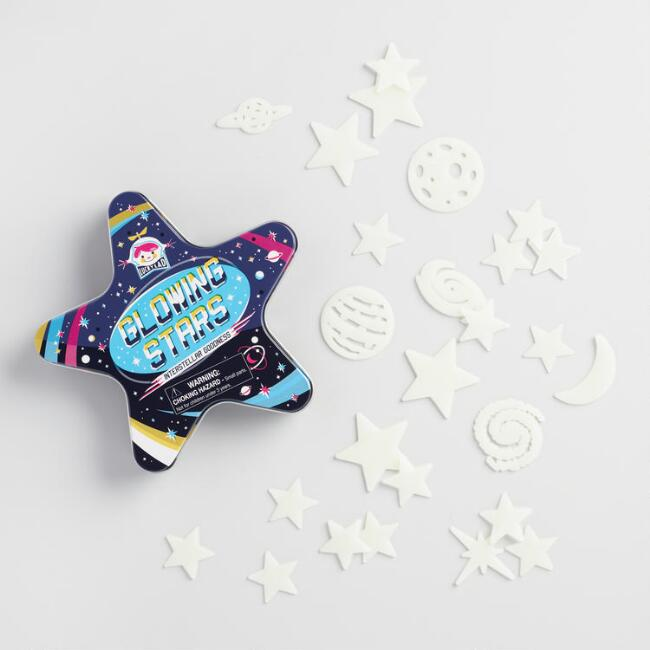 Mini Glow in the Dark Stars Kit