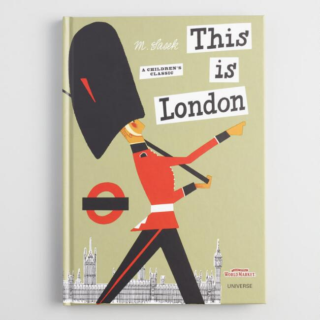 This Is London Classic Picture Book