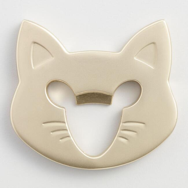 Cat and Mouse Bottle Opener