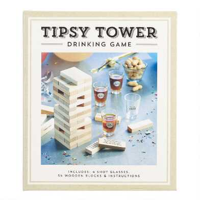 Tipsy Tower Shots Drinking Game