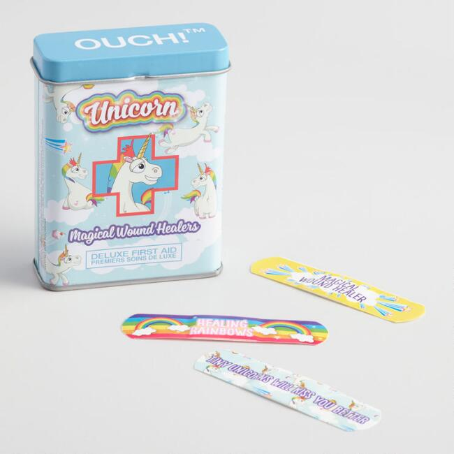 Ouch! Magical Wound Healers Unicorn Bandages