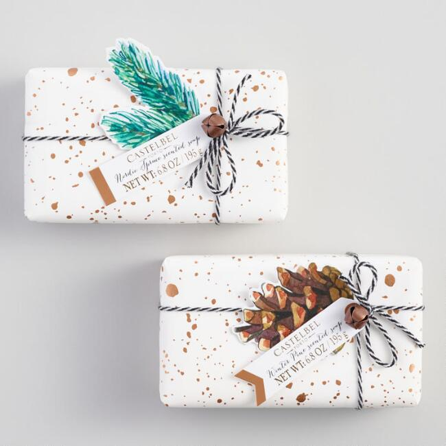 Castelbel Holiday Speckled Bar Soap Collection